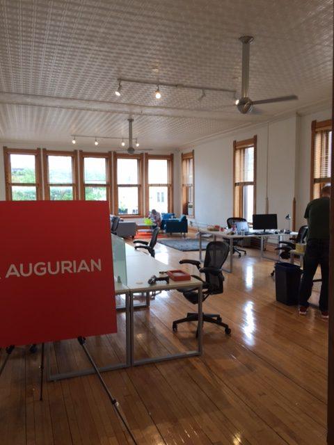 Augurian Has A New Office