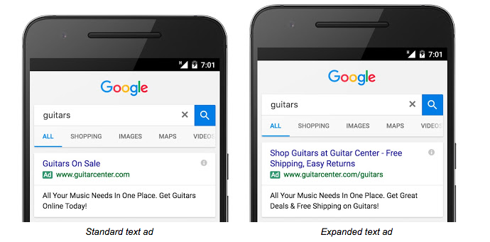 Google Mobile Ad Innovations