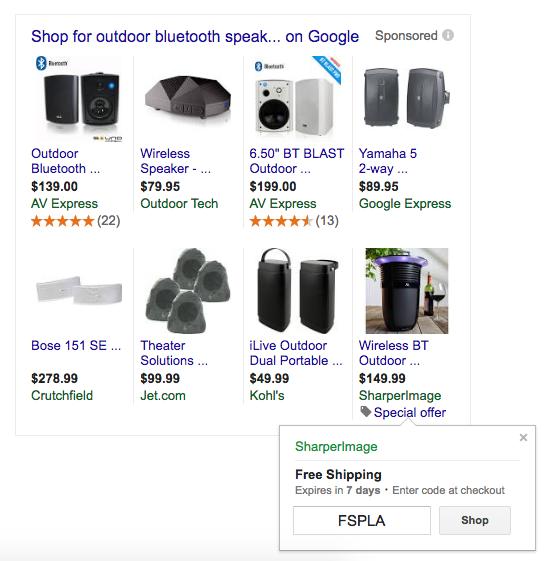Google Merchant Promotions 2