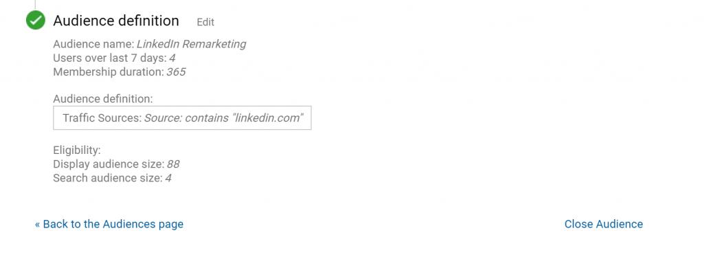Source Remarketing in Adwords