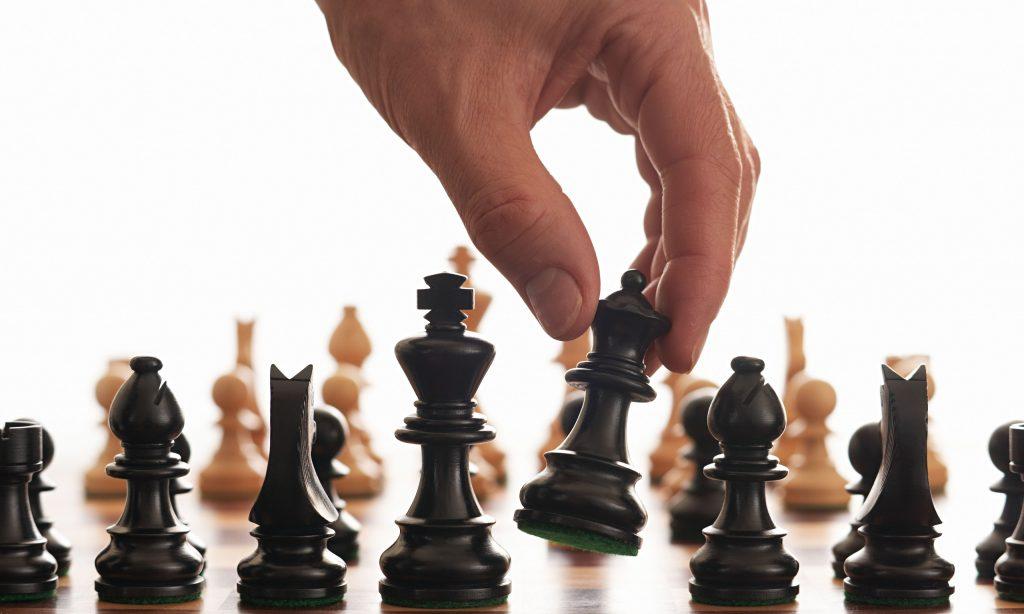 Chess competitors