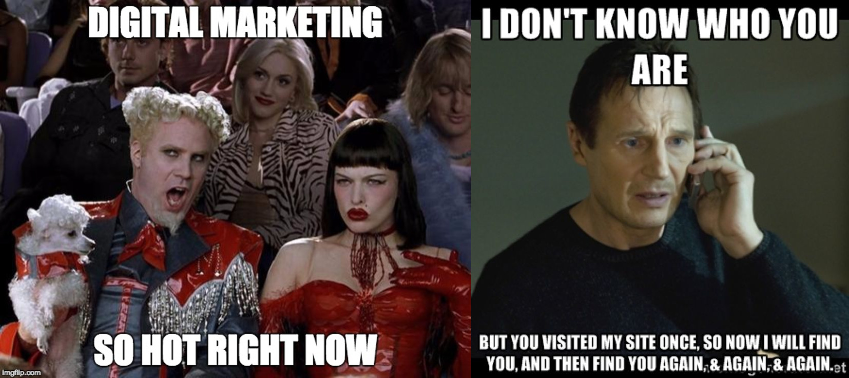 Digital Marketing Memes