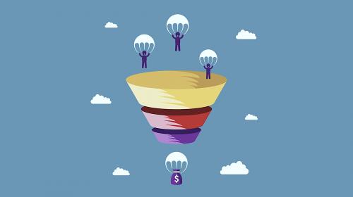 Digital Marketing PPC Funnel