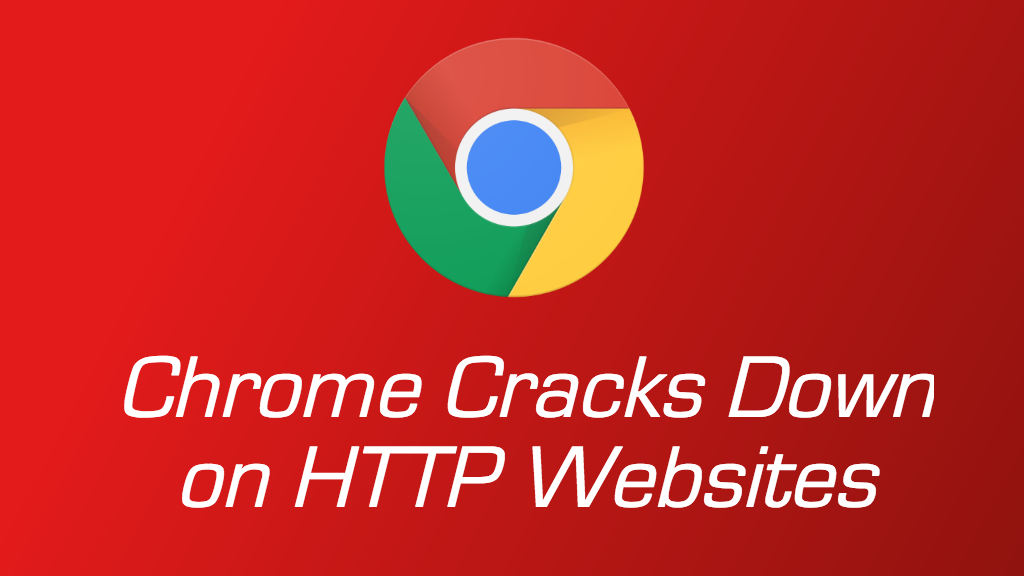 Chrome HTTP Security Update