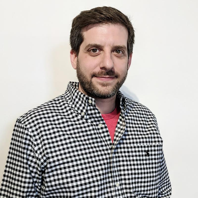 Jason Stempel, Senior Manager of Paid Media at Augurian
