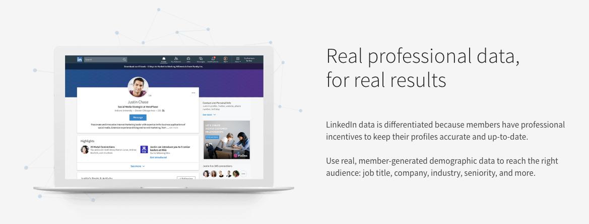 LinkedIn B2B Targeting