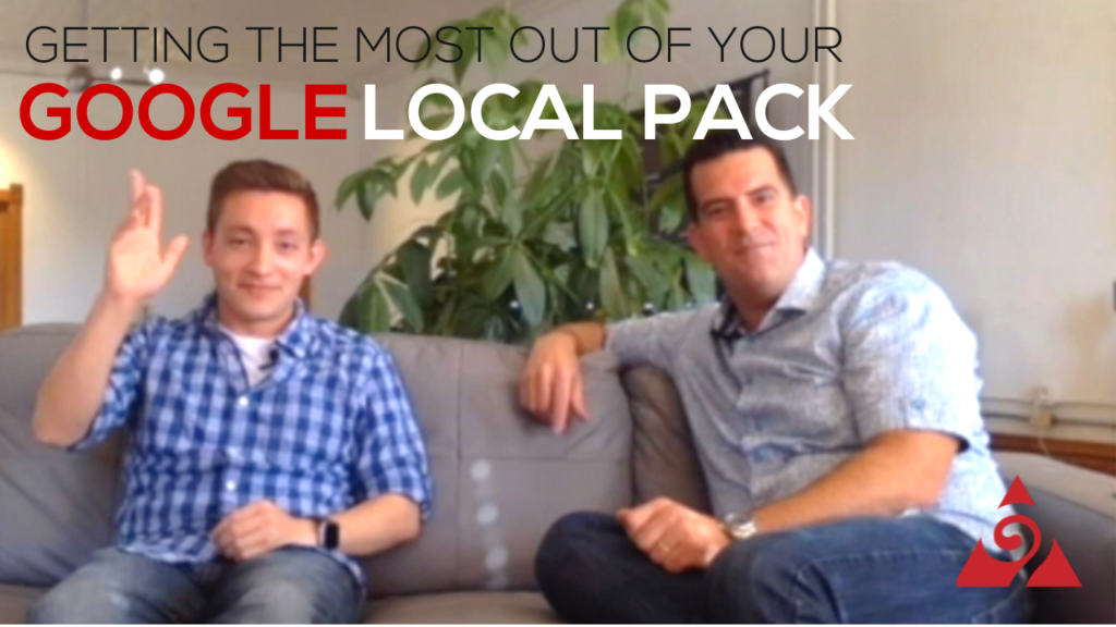 getting the most out of your google local pack