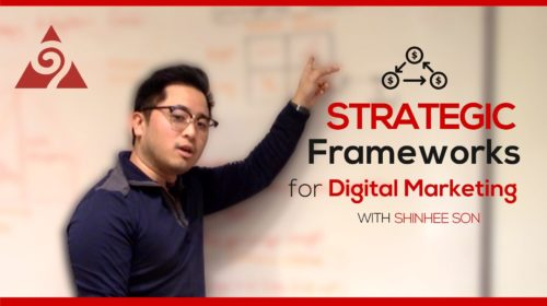 Strategic Frameworks for Digital Marketing