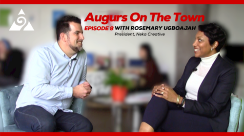 Augurs On the Town Ep. 8 With Rosemary Ugboajah | Augurian