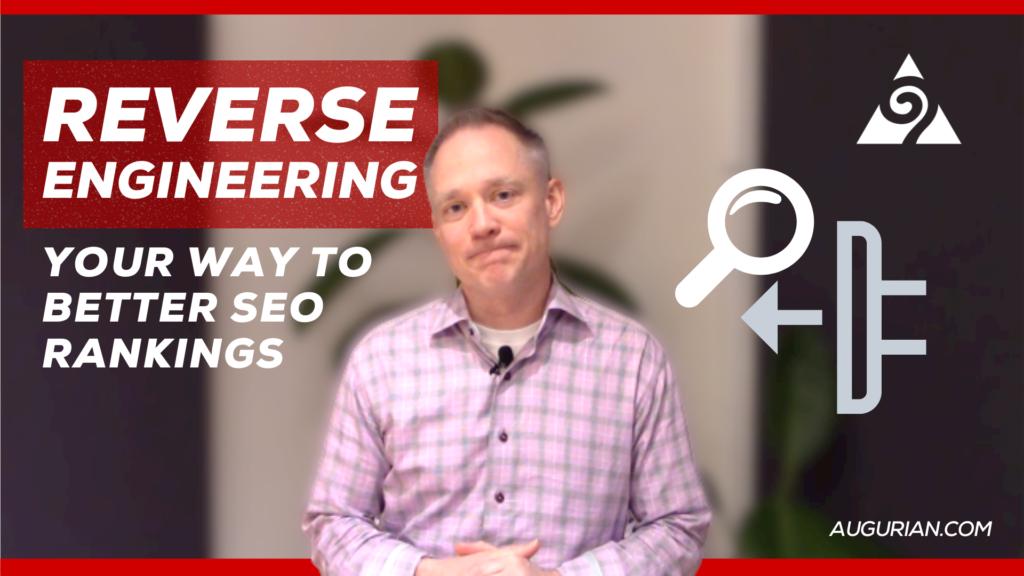 Reverse Engineering Better SEO Rankings