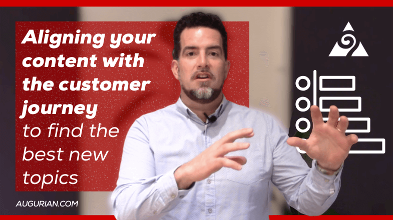 Aligning Your Content With the Customer Journey | Augurian