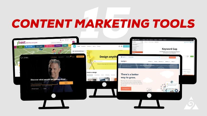 content marketing tools 2020