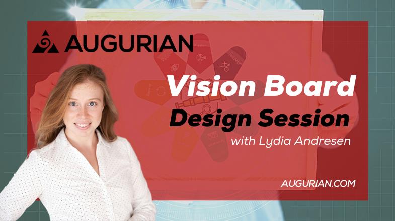 vision board design session