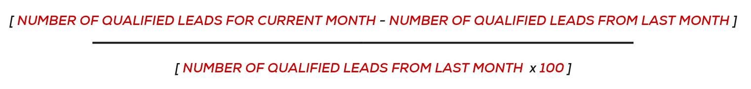 Lead Velocity Calculation
