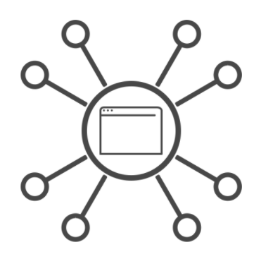 off page seo icon