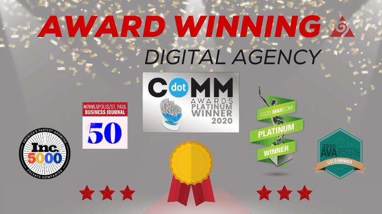 award winning agencies