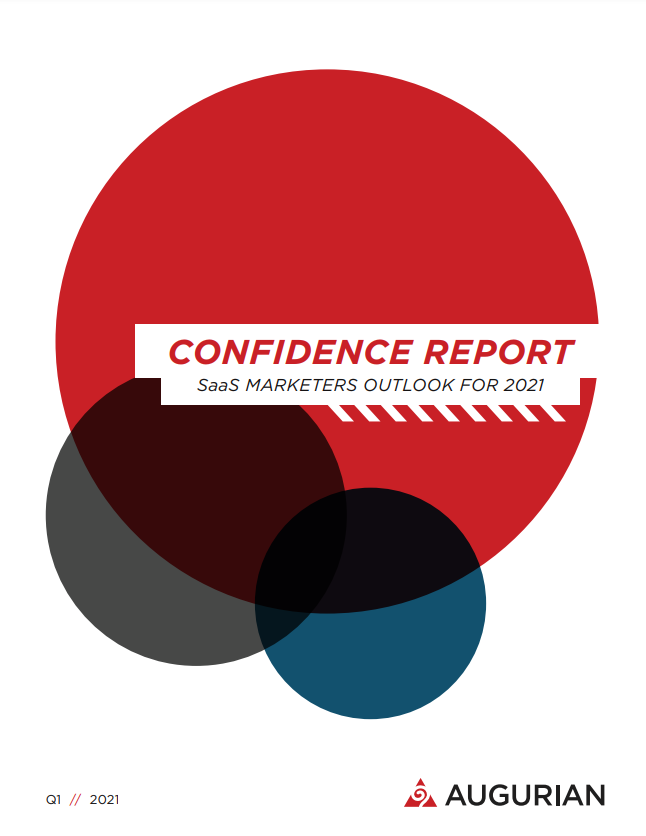 2021 SaaS Marketers Confidence Survey