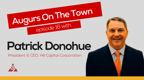 Episode 16 with Patrick Donohue