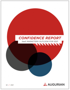 Image of the cover of Augurian SaaS Confidence Report