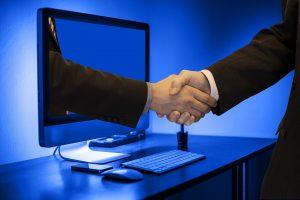 Trust is a blockchain effect on SaaS companies