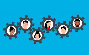 Your marketing team should work together seamlessly.